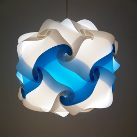 Retro Colour Pop Art Lampshade – Lisbet Blue