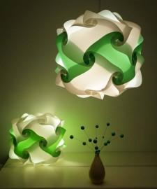 Retro Colour Pop Art Lampshade – Lisbet Green